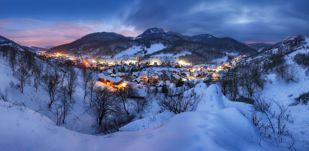 Where to Go skiing For Christmas This Year