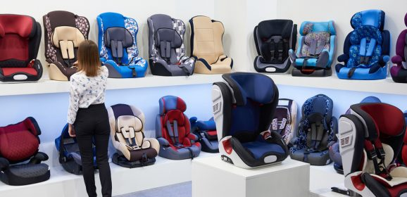 What are the laws and safety surrounding child car seats?