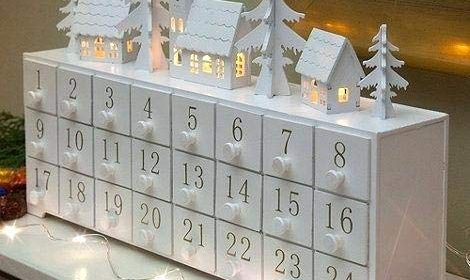 Traditional Advent Calendars We Love
