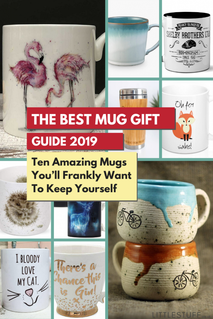 This, our Best Mug Gift Guide, is frankly an Ode To The Mug. Oh how we all love one, don't we?