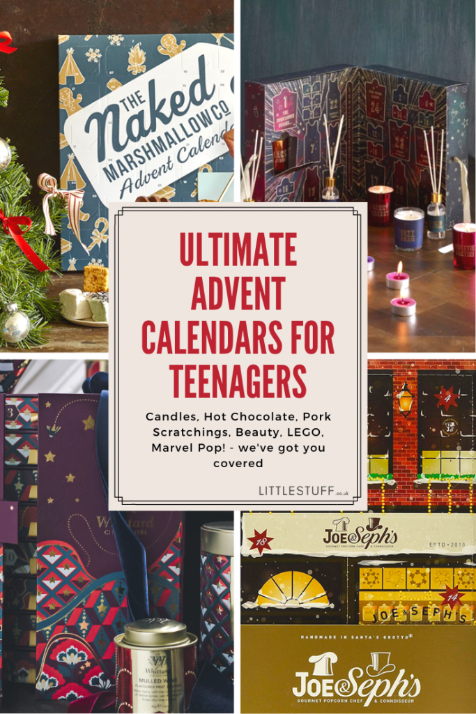 ultimate advent calendars for teenagers