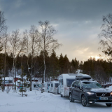Preparing your 4 berth caravan for the winter months