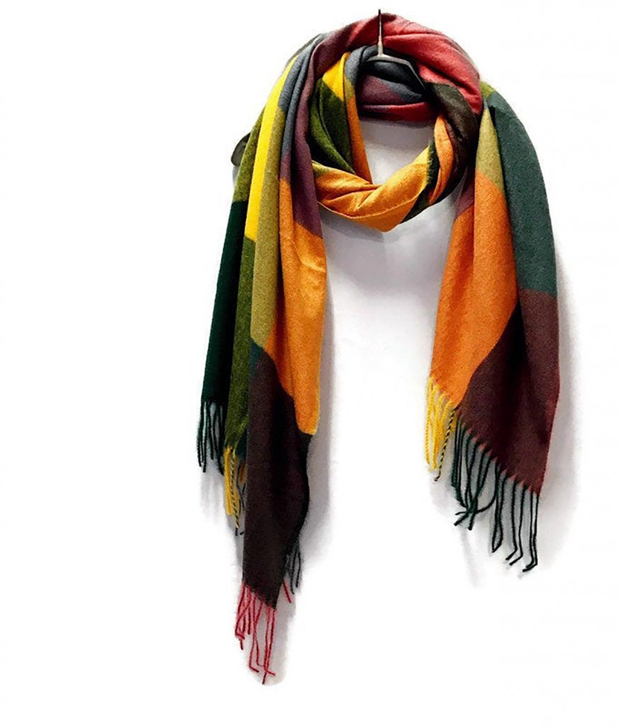 Top Etsy Buys For Christmas scarf