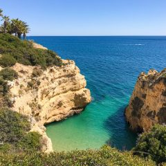 The 5 most beautiful places in the Algarve