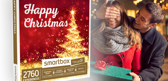 Win a £50 Smartbox from Buyagift!| #WinterStuff
