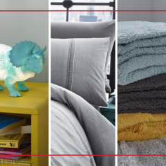 Win a Teen's Bedroom Bundle from RoomToGrow | #WinterStuff