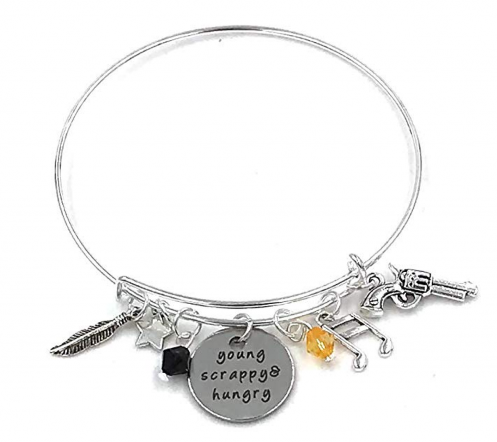 american musical bangel charm bracelet