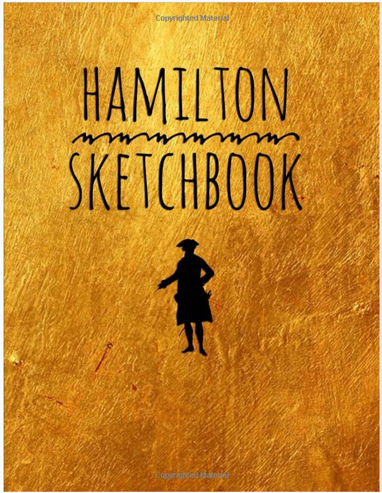 hamilton sketch book