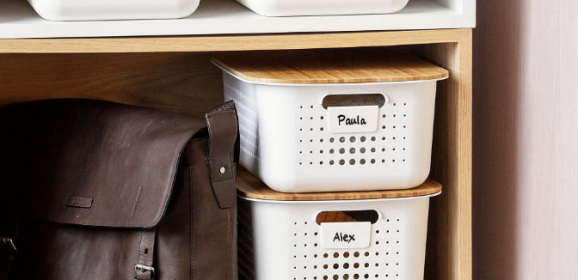 Win a £75 SmartStore stack from Orthex | #WinterStuff