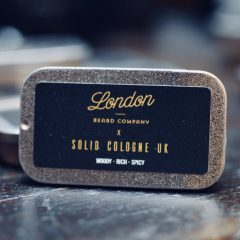 Solid Cologne – Have you tried it yet? It's bloody brilliant!