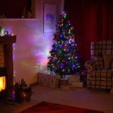 Create a Beautiful Christmas Living Room for £67
