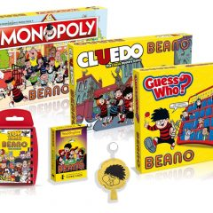 Win a £100 Games Bundle from Beano!