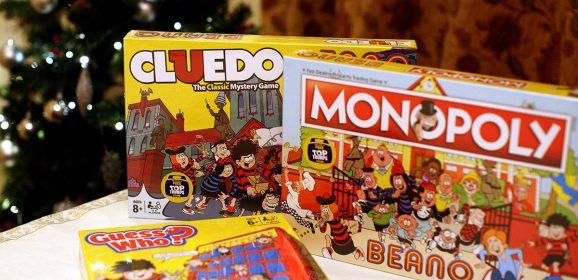 Retro Board Games – Beano Monopoly, anyone?