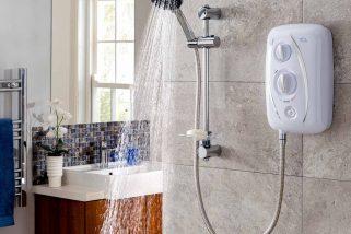 Win a £300 electric shower from Triton | #WinterStuff