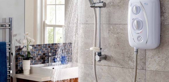 Win a £300 electric shower from Triton | #WinterStuff