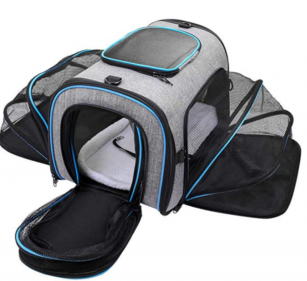 Siivton Pet Carrier for Cat, Puppy - top pet gifts