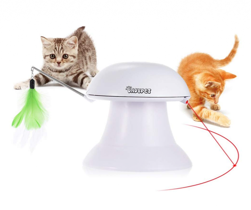 DADYPET Cat Laser Toy