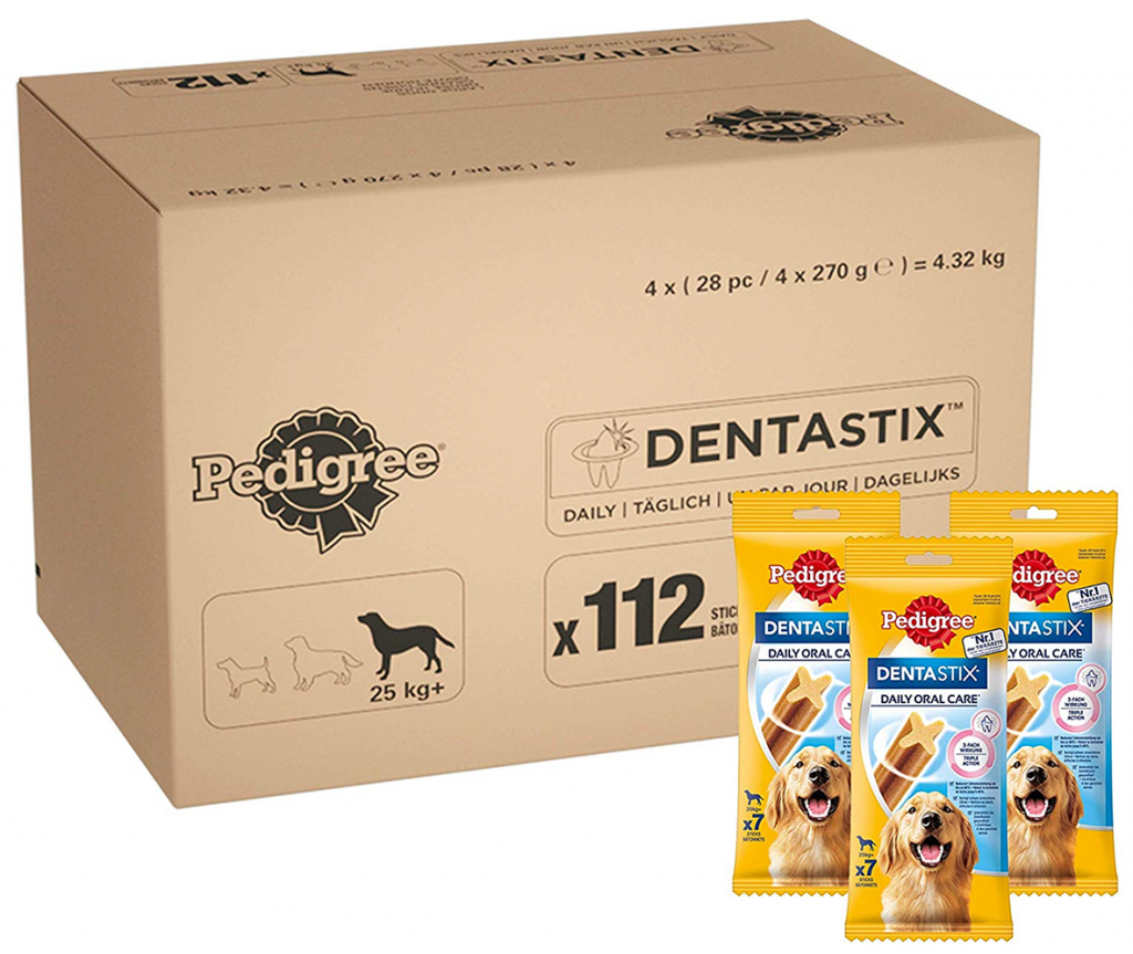 Pedigree Dentastix - amazons top pet buys