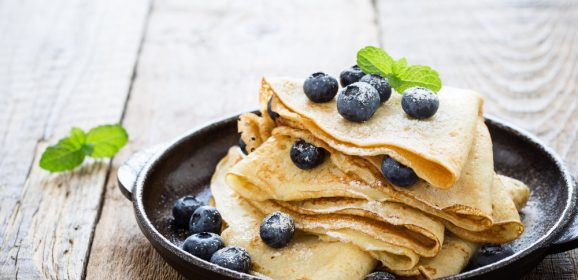 Best Pancake Recipe Round Up – inc. a fab Gluten Free Pancake Recipe!