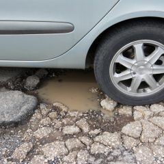 The Woe of Bloody Pot Holes in Dorset (and Surrey, apparently!)