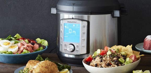 Win a NEW Instant Pot Evo™ – worth £130!