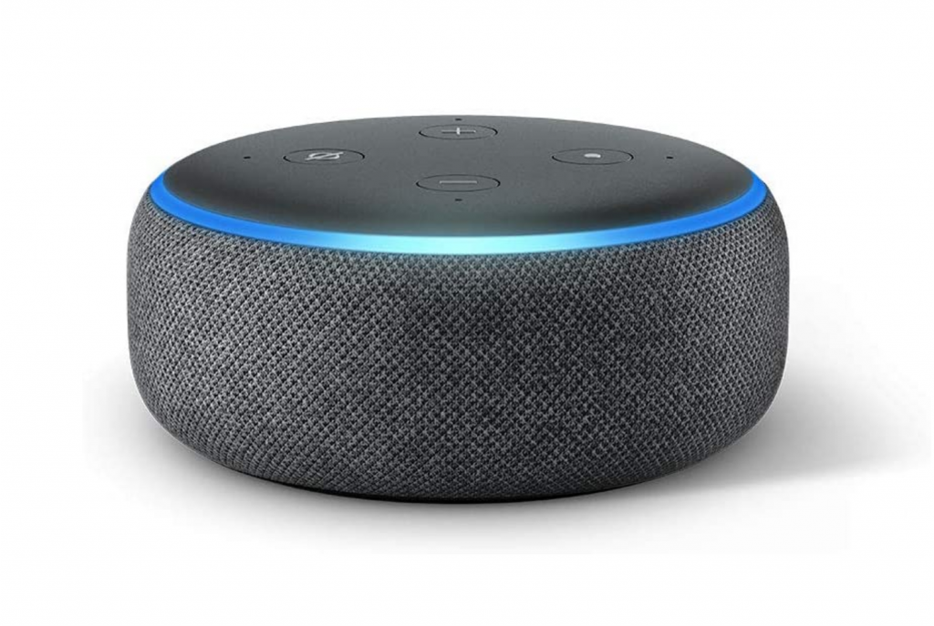 Top Tech During Lockdown - what people are really buying - Echo Dot