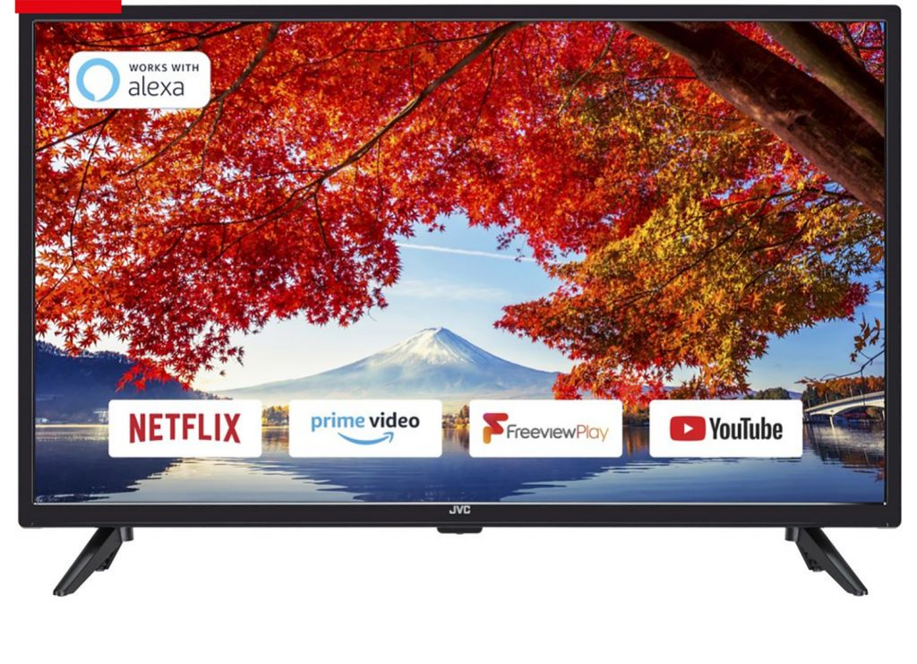 JVC HD LED TV