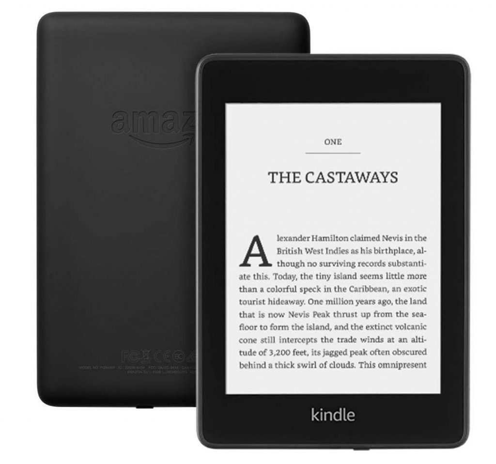 Top Tech During Lockdown - what people are really buying - Kindle Paperwhite