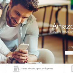Share Exclusive Family Benefits with Amazon Household