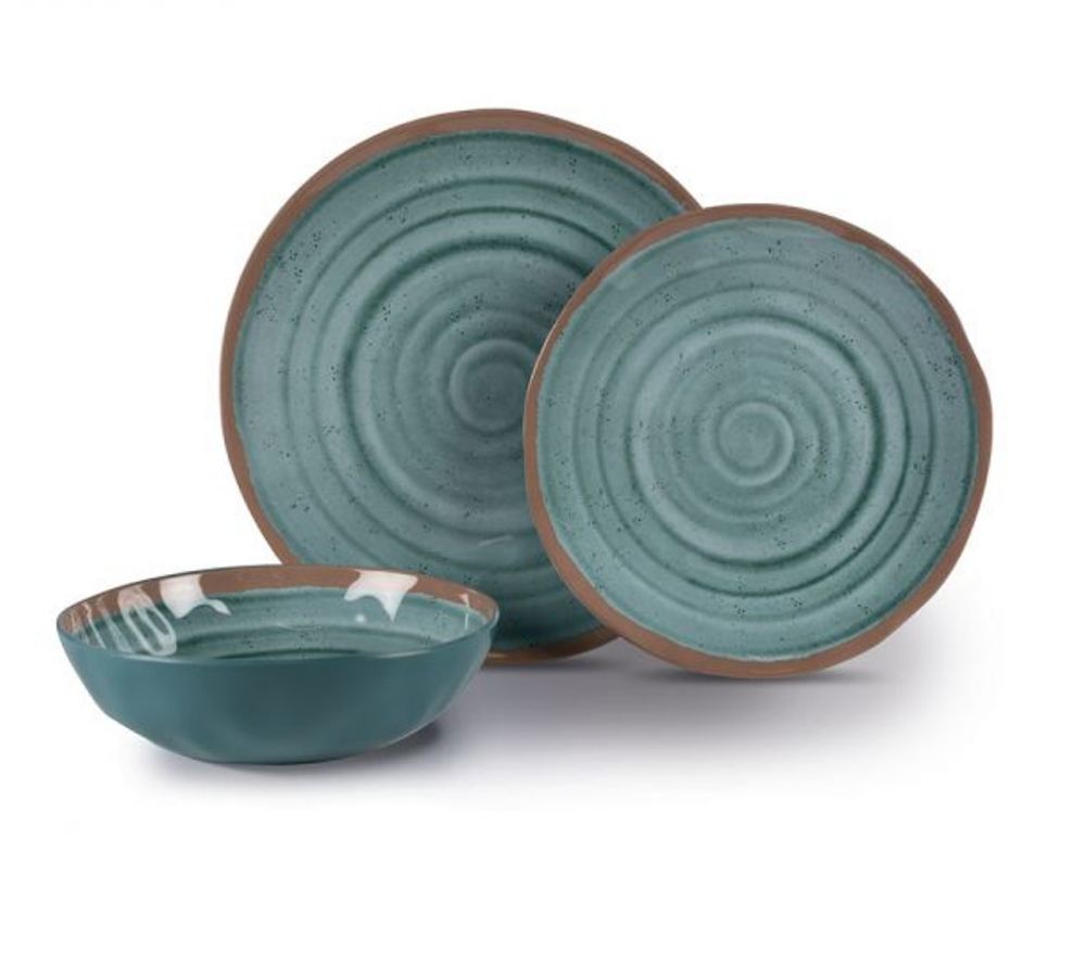 gorgeous picnicware melamine set