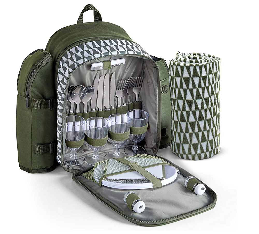 gorgeous picnicware best picnic backpack