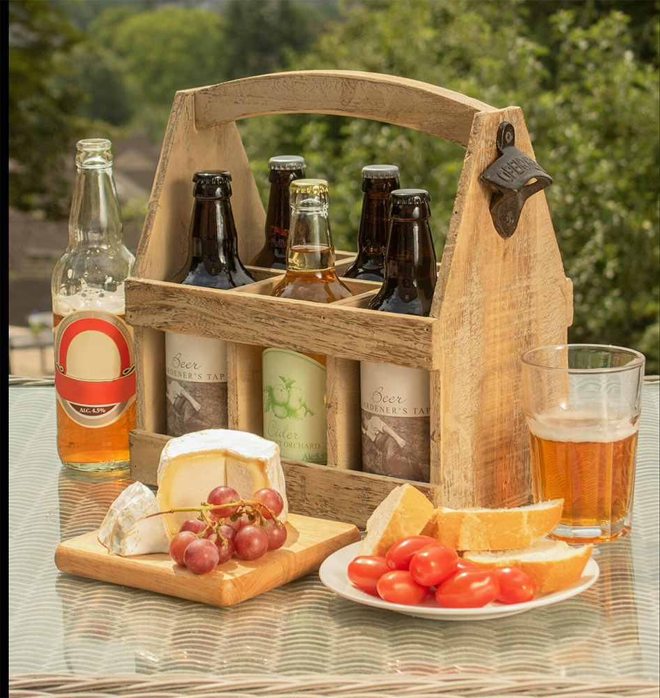 gorgeous picnicware bottle carrier