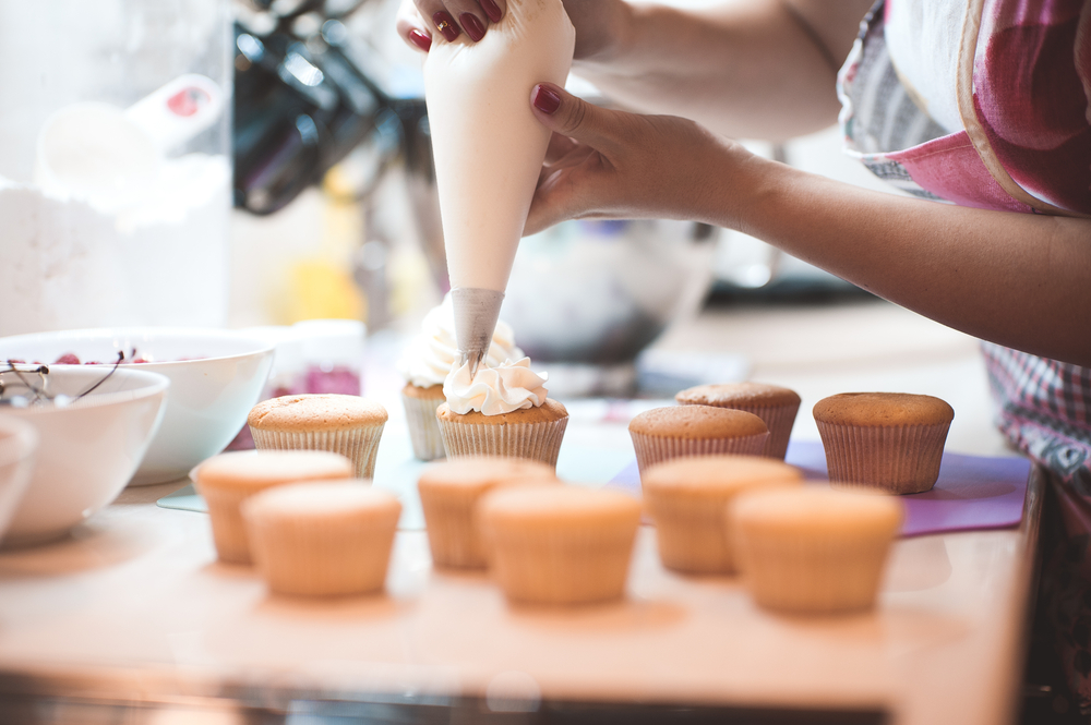 baking cupcakes recipe