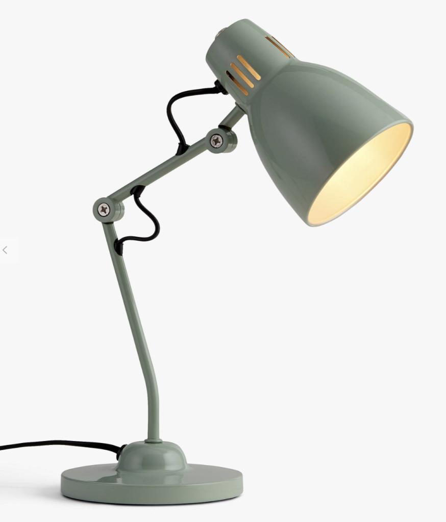 angle desk lamp