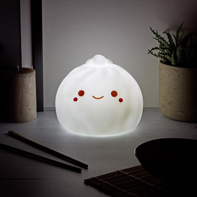 Lamps for a Teenager's Bedroom bao dumpling light