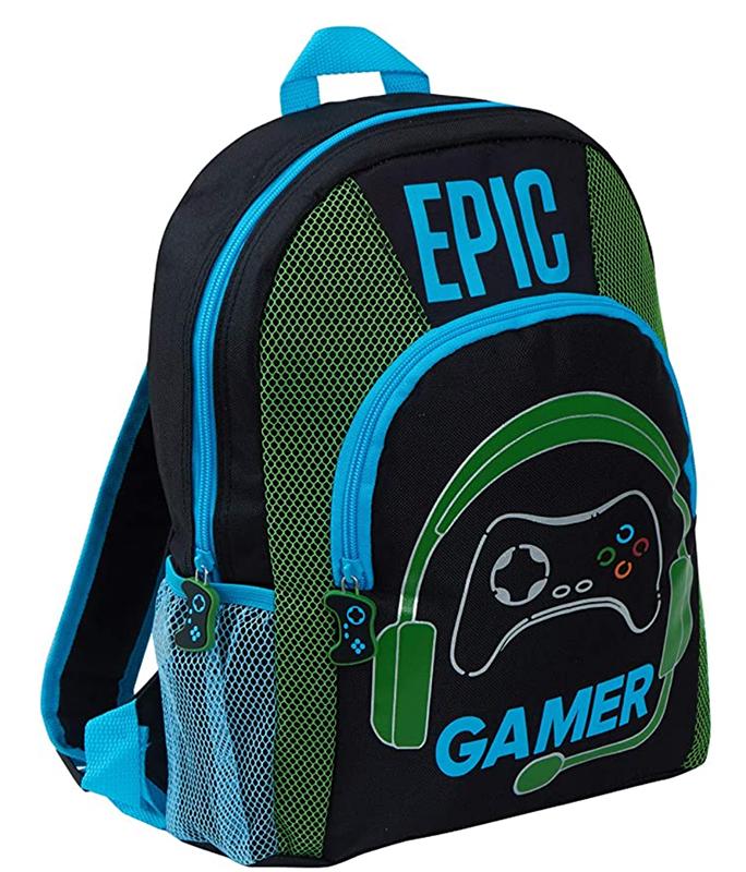 Epic Gamer Backpack - teen backpacks for school