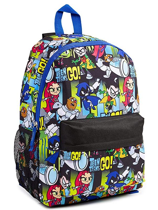 Teen Titans Go! School Bag