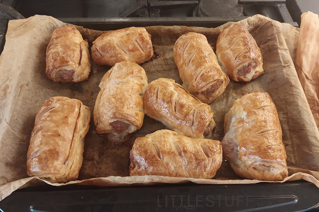 magnificent homemade easy sausage rolls recipe
