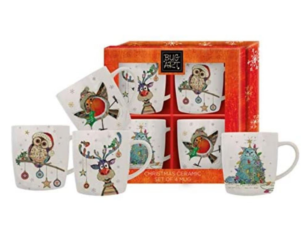 Fun Christmas Mugs for Teens