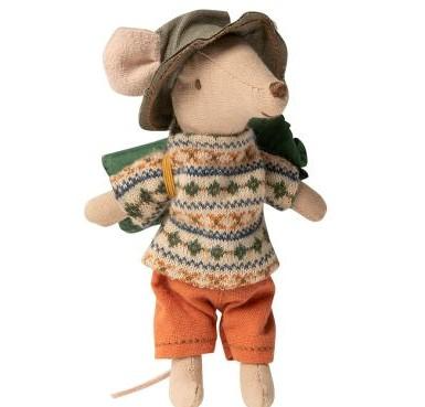 Maileg Mice 2020 hiker mouse