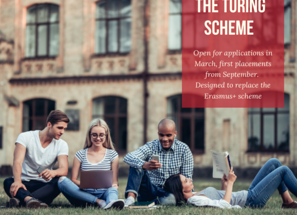 The Turing Scheme –  £100m for Students to Study and Work Abroad