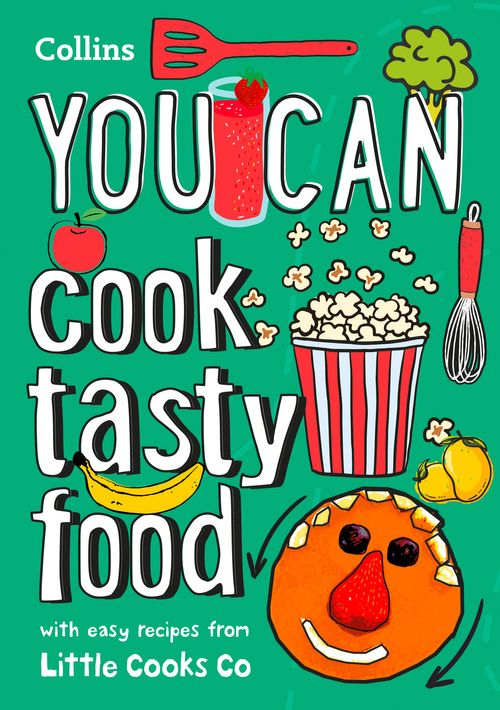 YOU CAN cook tasty food giveaway