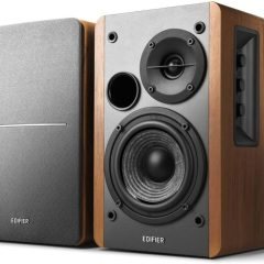 Speakers for a teens bedroom: Edifier R1280T |Christmas Gift ideas 2020