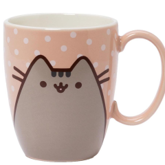 Pusheen Cat Mug from Gund #ChristmasGiftGuide