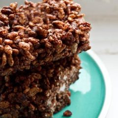 Chocolate Rice Krispie Cakes Recipe – remember these?