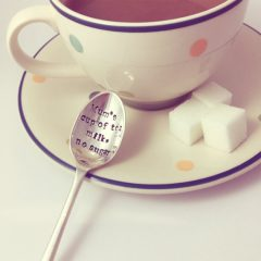 Mum's Cup Of Tea Teaspoon #MothersDay